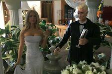 Buffy Vampir Individuell Fantasy Spike Figur Hochzeit Set W/Wundervoll Sockel