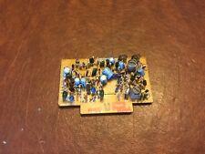NAKAMICHI 1000 II Part Out - BA-3802 Playback Head Amp PCB