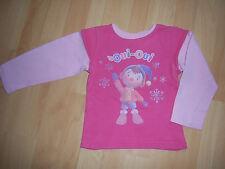 """Tee-shirt rose fille 4 ANS motif """"Oui-Oui"""""""