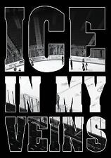 Ice in My Veins : Hockey Books for Kids, Journal and Personal Stats Tracker,...
