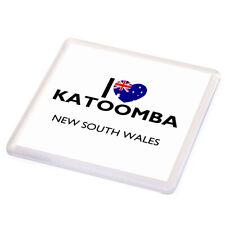 DRINK COASTER - I Love Katoomba - New South Wales - Australia