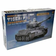 """Kit Tiger P """" Hooben """" 1:16"""