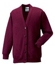 Men's Medium Knit V Neck Button-Front Jumpers & Cardigans