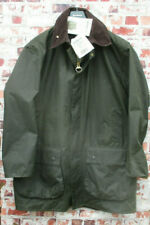 Barbour Vintage New Old Stock Northumbria Jacket 8oz Wax Coat Heavyweight A400