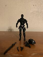 SNAKE EYES G.I. Joe Classified Series 6 Inch Action Figure