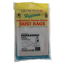 Panasonic c20e Tipo mc-e Serie Aspiradora bolsas de polvo 5pk-bag261