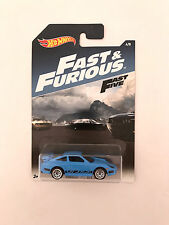 Hot Wheels Fast And Furious 8 Collection Car 4/8 Porsche 911 gt3 rs New!!!
