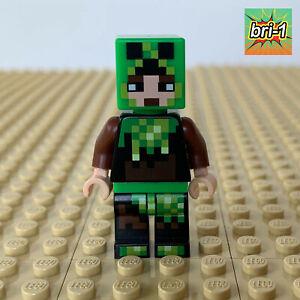 LEGO Minecraft: Skin 6 - Pixelated Creeper, 853609, SKIN PACK 1, 2016