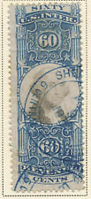US 1871 60c Revenue Stamp #R116 CV $250 FREE Ship after 1st Lot