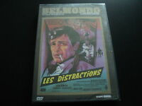 "DVD NEUF ""LES DISTRACTIONS"" collection Belmondo N°44 / Alexandra STEWART"