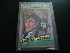 "DVD NEUF ""LES DISTRACTIONS"" collection Belmondo N°44 / Alexandra STEWART"
