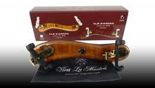 Viva La Musica DIAMOND Walnuss Schulterstütze 4/4 Geige Violin Shoulder Rest