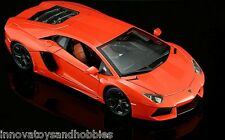 MZ Lamborghini Aventador LP700-4 Diecast 1:24 Scale Car Model Licensed open door