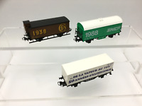 Marklin 4488 HO Gauge SNCF 50th Anniversary Wagon Set 3 Rail