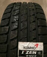 2X NEW KUMHO WINTER SNOW/ICE/MUD 225/40 R19 XL 93V A1 CAR TYRES 225 40 19 M&S