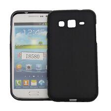 Dark Case Schutzhülle für Samsung i8580 Galaxy Core Advance in schwarz