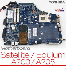 Placa base toshiba satellite equium a200 a205 k000051480 motherboard s479 005