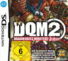 Dragon Quest Monsters: Joker 2 (Nintendo DS, 2011)