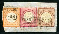 DR 1872 27b+15+25 TOLLE FRANAKTUR (E8075