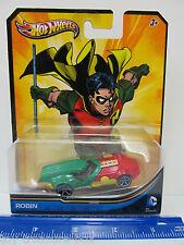 Hot Wheels -  DC Comics - Robin Die Cast Car - Ages 3 & up
