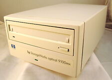 HP 9100MX External 9.1GB Magneto-Optical Drive C1114M