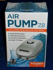 Hydrofarm Active Aqua AAPA7.8L Watt 7.8LPM 2 Outlet Air Pump