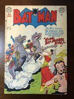 Batman #56 (1950) - Penguin Appearance! - Golden Age Batman and Robin!