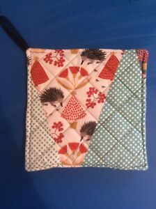 Quilted Pot Holder - Aussie Christmas #5
