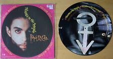 """PRINCE THIEVES IN THE TEMPLE 12"""" VINYL PICTURE DISC"""