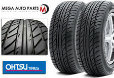 2 Falken @ Ohtsu FP7000 235 50R17 96V All Season Traction High Performance Tires