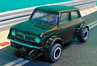 Scalextric 1:32 C122 1976 British Leyland Black Mini 1275GT Rally (RESTORED)