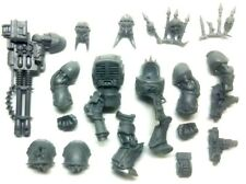 Chaos Marines NEW2019 Terminator (D) with options reaper autocannon powerfists