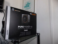 Fuente de alimentación-be quiet-Pure power 10-cable Management-bn279 OVP - 700 Watt