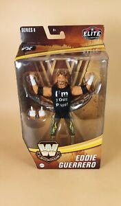 WWE Elite Legends Series 8 EDDIE GUERRERO Target Exclusive Mattel Figure