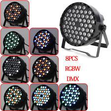 8Pcs Dmx512 Led Light Outdoor Stage Lamp Dj Bar Beam Disco Wedding party Light