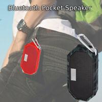 Rechargeable Wireless Bluetooth Speaker Portable Mini Super Bass Speaker AUX USA
