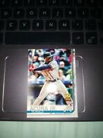 2019 Topps Series 1 RONALD ACUNA JR Atlanta Braves #1 Rookie Cup Mint