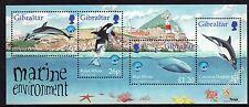 Gibilterra 1998 ANNO DELL'OCEANO Marine in miniatura foglio SG MS838 unmounted Nuovo di zecca