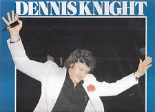 Dennis Knight - A Knight To Remember - Aussie RSL legend LP record + CD-R backup