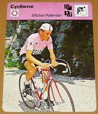 CYCLISME CICLISMO MICHEL POLLENTIER BELGIQUE BELGIË TOUR FRANCE GIRO SUISSE