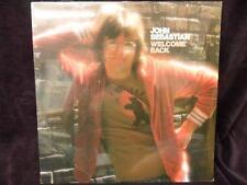 JOHN SEBASTIAN LP:  Welcome Back, 1976 Reprise  STILL SEALED