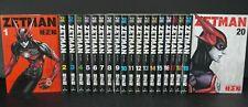 JAPAN Masakazu Katsura manga LOT: Zetman vol.1~20 Complete Set