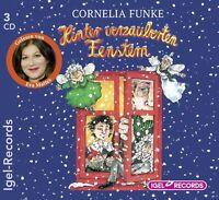 CORNELIA FUNKE - HINTER VERZAUBERTEN FENSTERN 3 CD NEU