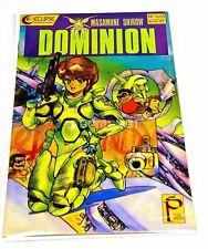 Dominion #1 Eclipse Comics 1990 VF/NM