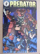 1989 DARK HORSE COMICS PREDATOR #3