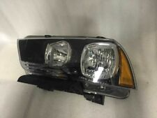 2011-2014 DODGE CHARGER HEADLIGHT LEFT SIDE WITH BLACK BEZEL OE 492