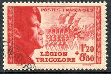 STAMP / TIMBRE DE FRANCE OBLITERE N° 566 POUR LA LEGION COTE 12,50 €