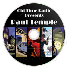 Paul Temple (OTR) 131 Episodes - Complete Collection of Old Time Radio Serials