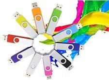 64GB 32GB 16/8/4/2/1GB USB Stick Swivel Twister Flash Drive  über 222 Varianten