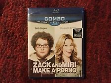 Zack and Miri Make a Porno with Seth Rogen & Elizabeth Banks : Blu-ray + DvD